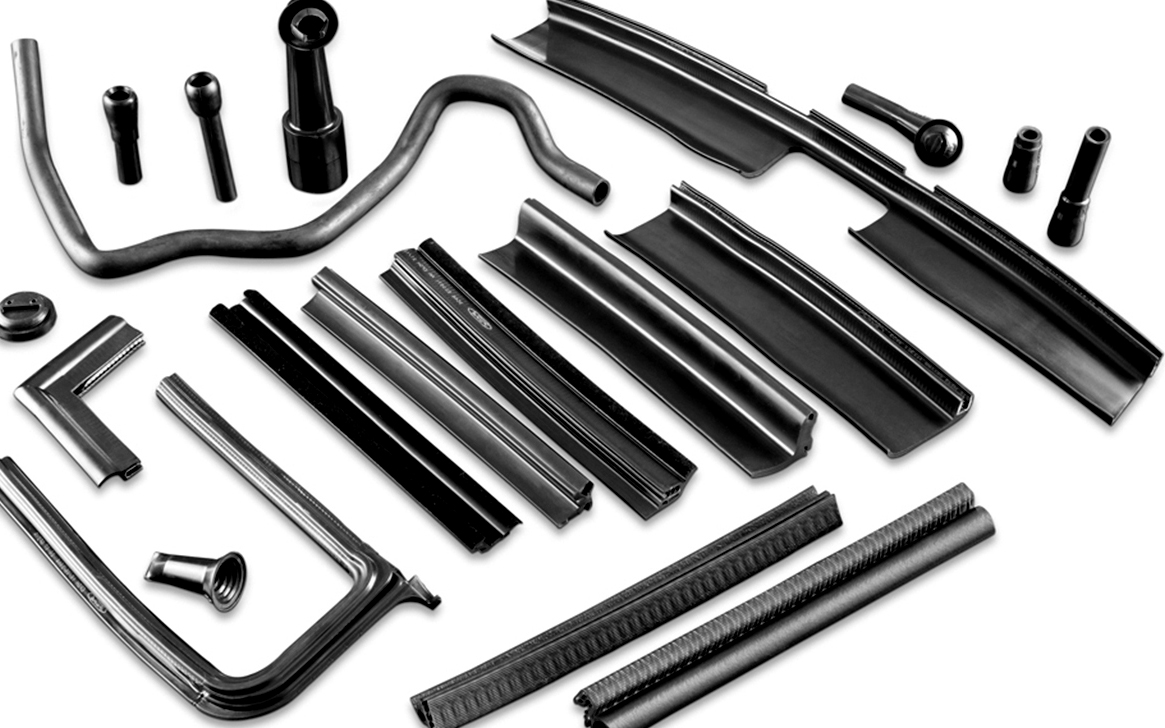 Image result for Automotive Rubber Extruded Parts
