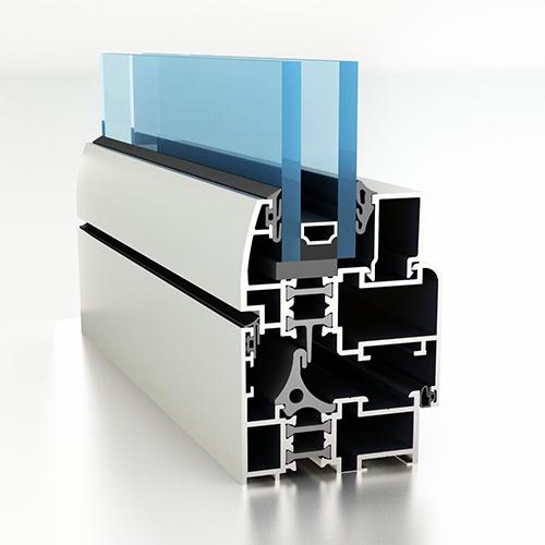 Aluminum Window Gaskets Epdm Sealing Profiles Bulb