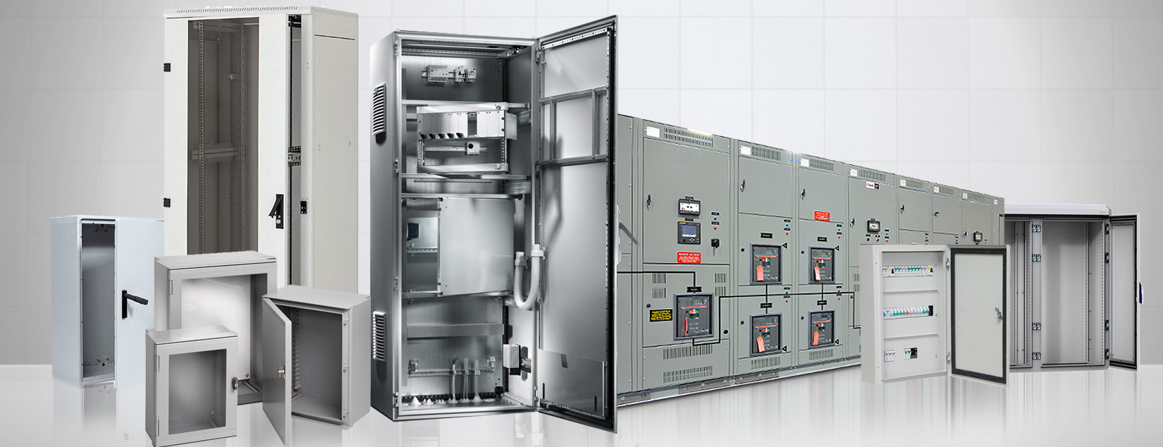 Gaskets For Industrial Enclosures And Electrical Cabinets