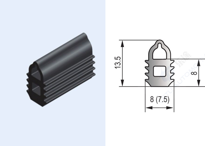 G 018 Door Sealing Profile Nangong Letu Automotive