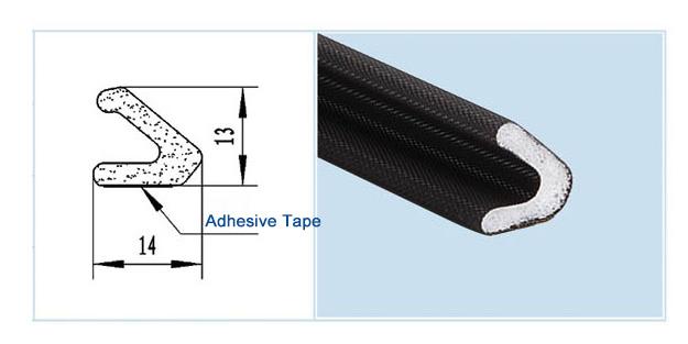 Q Lon Style Door Seal Nangong Letu Automotive Components